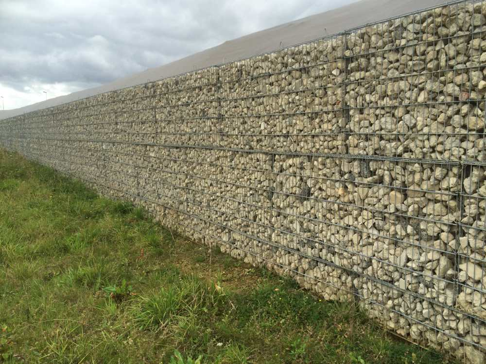 Chateaugiron gabions mobile