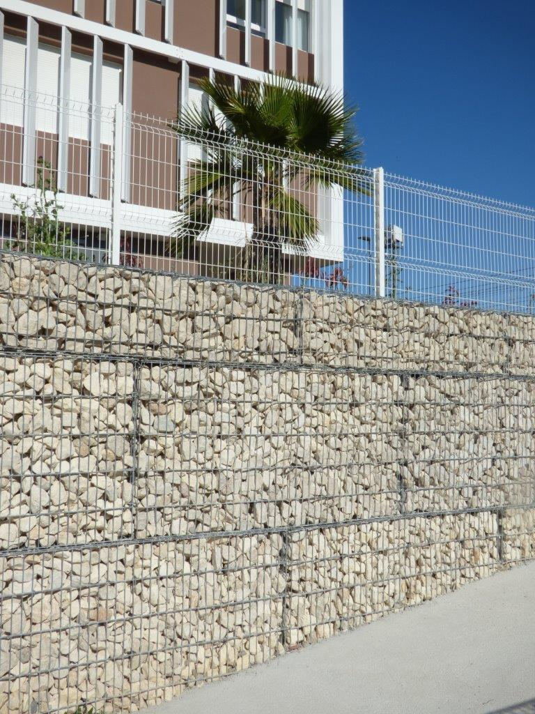 gabion stonebox mur soutènement baillargues formation setp