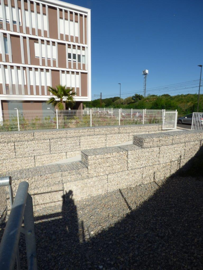 gabion stonebox mur vue ensemble baillargues formation setp