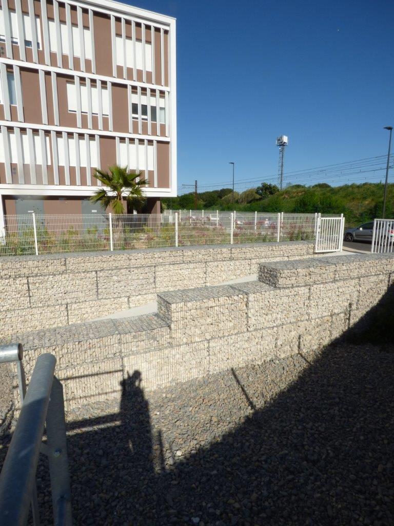 gabion stonebox mur vue ensemble baillargues formation setp