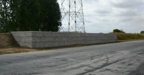 Mur Anti-bruit en STONEBOX®