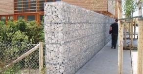 Mur en gabions STONEBOX®