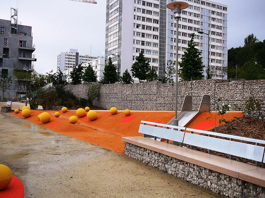 Urbanisme et utilisation de gabions stonebox